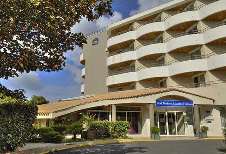 best western hotel atlantic thalasso jean de monts trouvez et r 233 servez votre h 244 tel